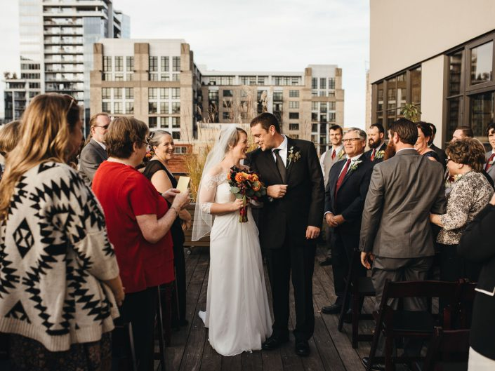 Ecotrust Building Wedding